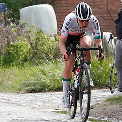 08-05-2021: Wielrennen: GP Eco Struct: Belgie: Femke Markus