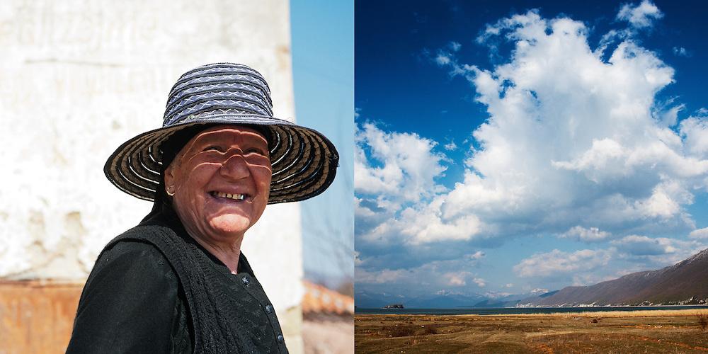 Villager of Rakicke with hat I  / Zrnosko