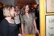 CAREY KANIA; LIZ GOLDWYN, PARTY FOR BLOW BY BLOW BY DETMAR BLOW AND TOM SYKES. ANNABEL'S. BERKELEY SQ. LONDON. 21 SEPTEMBER 2010. -DO NOT ARCHIVE-© Copyright Photograph by Dafydd Jones. 248 Clapham Rd. London SW9 0PZ. Tel 0207 820 0771. www.dafjones.com.