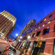 Near 10th and Grand, downtown Kansas City, Missouri.