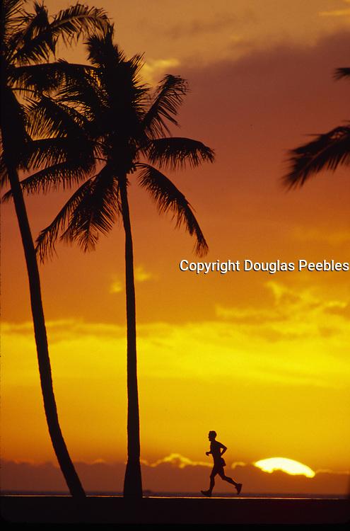 runner, Hawaii<br />
