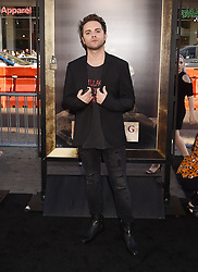 HOLLYWOOD, CA - AUGUST 07: Actress attends the premiere of New Line Cinema's 'Annabelle: Creation' at TCL Chinese Theatre IMAX on August 07, 2017 in Los Angeles, California. 07 Aug 2017 Pictured: HOLLYWOOD, CA - AUGUST 07: Actor Thomas Dekker attends the premiere of New Line Cinema's 'Annabelle: Creation' at TCL Chinese Theatre IMAX on August 07, 2017 in Los Angeles, California. Photo credit: Jeffrey Mayer / MEGA TheMegaAgency.com +1 888 505 6342