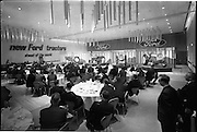 26/11/1964.11/26/1964.26 November 1964.Presentation of new Ford tractors at the Intercontinental Hotel, Dublin.