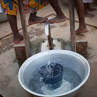 CAMAYE cocoa coop in Abengourou in Ivory Coast has supported the contruction and rehabilitation of wells in local villages.