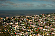 Georgetown - Captial of Guyana<br /> Georgetown built below sea level<br /> GUYANA<br /> South America
