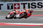 April 19-21, 2013- Dani Pedrosa (SPA), Repsol Honda Team, Marc Marquez (SPA), Repsol Honda Team