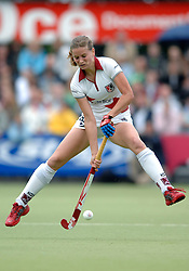 20-05-2007 HOCKEY: FINALE PLAY OFF: DEN BOSCH - AMSTERDAM: DEN BOSCH <br /> Den Bosch voor de tiende keer op rij kampioen van de Rabo Hoofdklasse Dames. In de beslissende finale versloegen zij Amsterdam met 2-0 / Eveline Wisse Smit<br /> ©2007-WWW.FOTOHOOGENDOORN.NL