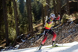 ECKHOFF Y (Tiril) during the Women 15 km Individual Competition at day 2 of IBU Biathlon World Cup 2019/20 Pokljuka, on January 23, 2020 in Rudno polje, Pokljuka, Pokljuka, Slovenia. Photo by Peter Podobnik / Sportida