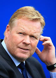 15 October 2017 -  Premier League - Brighton and Hove Albion v Everton - Ronald Koeman manager of Everton - Photo: Marc Atkins/Offside