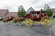 Wells Fargo Wagon,Keeneland Concours D'Elegance,Lexington,Ky