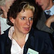 CDA verkiezingsbijeenkomst Hilversum, Gerda Verburg