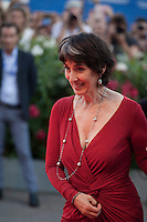 Anna Stuart at the premiere of the film The Young Pope at the 73rd Venice Film Festival, Sala Grande on Saturday September 3rd 2016, Venice Lido, Italy.