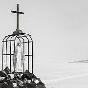 Shrine on Hut Point Ridge Loop trail