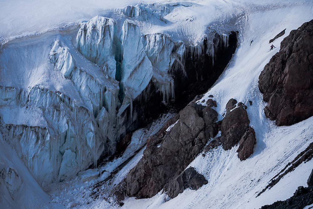 Lena Stoffel, Mount Elbrus, Russia