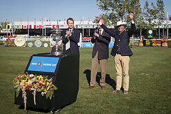 Bonneau Jean Maurice, (FRA) <br /> BMO Nations Cup<br /> Spruce Meadows Masters - Calgary 2015<br /> © Hippo Foto - Dirk Caremans<br /> 13/09/15
