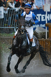 Van Springel Joris (BEL) - Bold Action<br /> Military Boekelo CCI *2008<br /> Photo © Hippo Foto