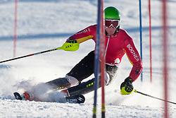 29.10.2010, Moelltalergletscher, Flattach, AUT, DSV, Deutscher Ski Verband, Slalom Training, im Bild NAMBERGER Hannes, EXPA Pictures © 2010, PhotoCredit: EXPA/ J. Groder