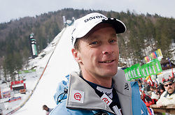 Coach of team of Slovenia Matjaz Zupan after the Flying Hill Individual Race at 3rd day of FIS Ski Flying World Championships Planica 2010, on March 20, 2010, Planica, Slovenia.  (Photo by Vid Ponikvar / Sportida)