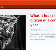 The lead photo in my photo essay on New Americans being courted by political parties. Published by PRI (Public Radio International) in a multi-photo spread written by me. For more, visit the page at https://www.pri.org/stories/2016-10-11/what-it-looks-become-us-citizen-contentious-election-year
