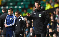 27/12/14 SCOTTISH PREMIERSHIP<br /> CELTIC v ROSS COUNTY<br /> CELTIC PARK - GLASGOW<br /> Celtic manager Ronny Deila