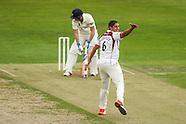 Northamptonshire County Cricket Club v Glamorgan County Cricket Club 150915