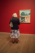 ANNE BECKWITH-SMITH, Edvard Munch, the Modern Eye. Tate Modern, 26 June 2012.