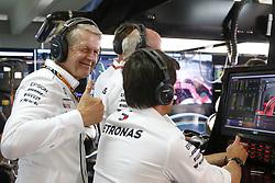 July 22, 2018 - Hockenheim, Germany - Motorsports: FIA Formula One World Championship 2018, Grand Prix of Germany, .Prof. Dr. Thomas Weber (Member of the Board of Management of Daimler AG) (Credit Image: © Hoch Zwei via ZUMA Wire)