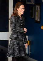The Duchess Of Cambridge visits a National Portrait Gallery Workshop at Evelina London Children's Hospital, photos by Brian Jordan