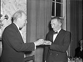 1958 Irish-Scandinavian Club Party