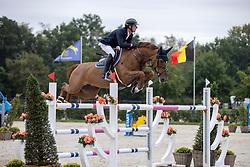 Appelen Jeroen, BEL, Lunatique De Kwakenbeek<br /> Belgisch Kampioenschap Jumping  <br /> Lanaken 2020<br /> © Hippo Foto - Dirk Caremans<br /> 03/09/2020