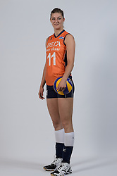 21-05-2014 NED: Selectie Nederlands volleybal team vrouwen, Arnhem<br /> Op Papendal werd het Nederlands team volleybal seizoen 2014-2015 gepresenteerd / Anne Buijs