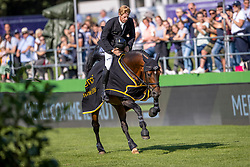 Ehning Marcus, GER, Comme Il Faut 5<br /> Farewell from the sport<br /> European Championship Riesenbeck 2021<br /> © Hippo Foto - Dirk Caremans<br /> 04/09/2021