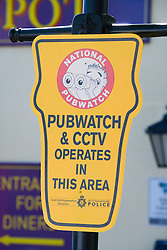 National pubwatch sign,