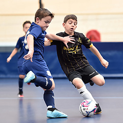 14th November 2020 - QLD Futsal Junior Superliga: Elitefoot u9 Black v Gold Coast Force u9