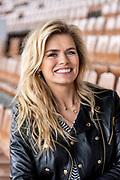 AMSTERDAM, 12-04-2021 , Olympisch Stadion<br /> <br /> Na het daverende succes afgelopen jaar, keert De Amsterdamse Zomer ook dit jaar terug in het Olympisch Stadion. In de maanden juli, augustus en september zullen de grootste artiesten van Nederland intieme concerten verzorgen op een van de meest iconische plekken van de hoofdstad. <br /> <br /> Op de foto:  Nicolette van Dam