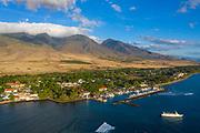 Lahaina, Harbor, Maui, Hawaii