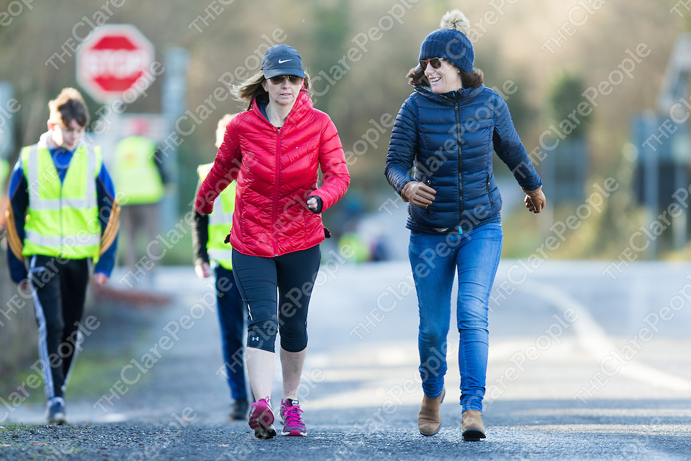 Meabh Hoey and Orla Tuohy