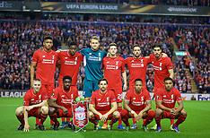 151001 Liverpool v Sion