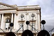 Lisbon's city hall building.