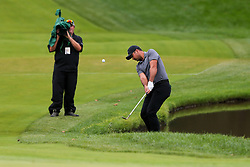 September 8, 2018 - Newtown Square, Pennsylvania, United States - Jason Day hits out of the rough on the 10th hole during the third round of the 2018 BMW Championship. (Credit Image: © Debby Wong/ZUMA Wire)