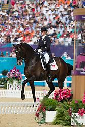 Zu Sayn - Wittgenstein Nathalie (DEN) - Digby<br /> Olympic Games London 2012<br /> © Dirk Caremans
