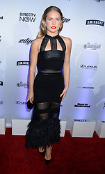 Sailor Lee Brinkley-Cook attends Sports Illustrated Swimsuit 2017 NYC launch event at Center415 Event Space on February 16, 2017 in New York City, NY, USA. Photo by Dennis Van Tine/ABACAPRESS.COM