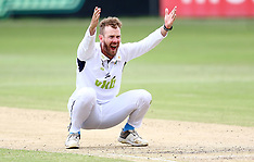 4 Day Cricket : Dolphins v Knights : Day 2