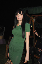 ANNABEL NIELSON at a party to celebryate the launch of the Spring Summer 2008 adidas collection by Stella McCartney held at the Westway Sports Centre, off Latimer Road, London W10 on 20th September 2007.<br /><br />NON EXCLUSIVE - WORLD RIGHTS