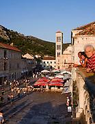 Trg sv. Stjepana , main square, Hvar, Croatia