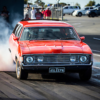2015 ANZAC Day Holden vs Ford Drags