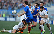 Italy versus France, Six Nations 2013, Rome