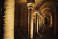Abbadia's crypt