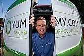 Barnaby Montgomery CEO of Yummy.com.