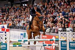 Heyer Joachim, (GER), Aquarell PW<br /> Championship of Neumünster - Prize of Paul Schockemöhle Stud<br /> FEI World Cup Neumünster - VR Classics 2017<br /> © Hippo Foto - Stefan Lafrentz